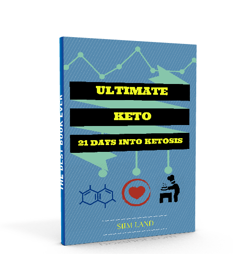ultimate keto meal plan 3d cover
