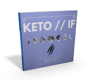 Keto intermittent fasting cover