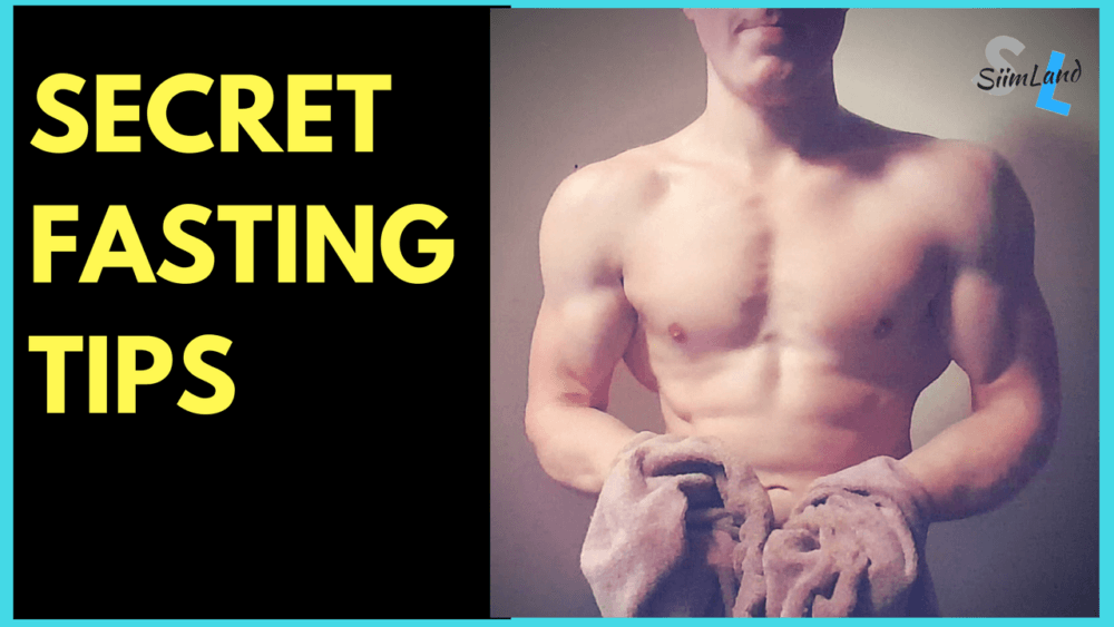 3 Of My BEST Intermittent Fasting HACKS NOT COFFEE