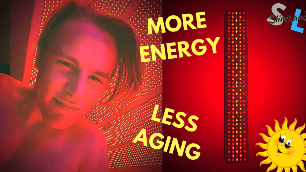 Health Benefits Of Red Light Therapy (More Energy Less Aging)   Siim Land