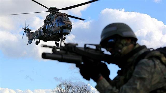 Yurt içi ve Yurt Dışı Terör Operasyonları