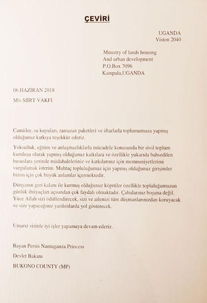 mektup-turkce