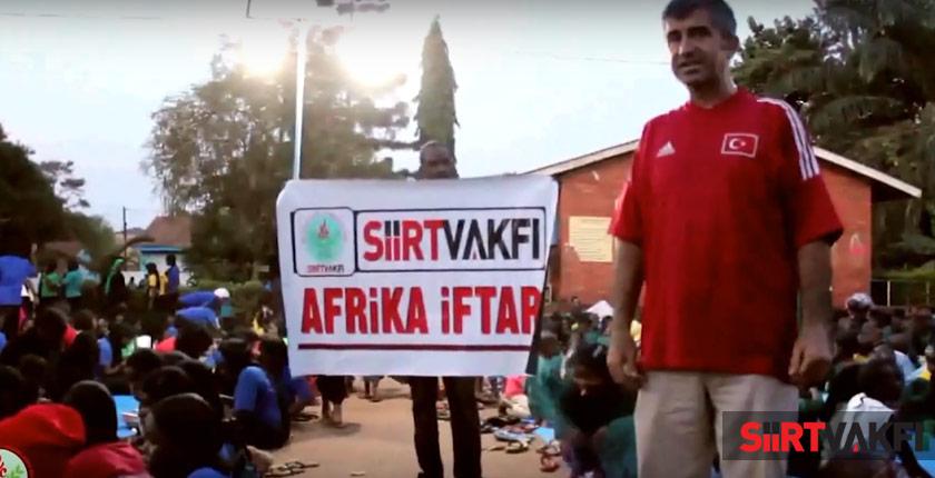 Ramazanda Afrikaya Yardım İftar Bağış Yapın