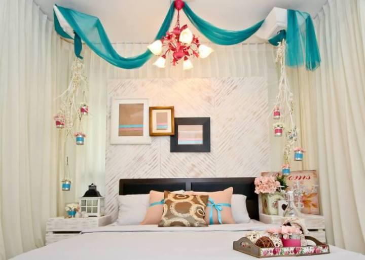 Desain kamar pengantin modern (2)
