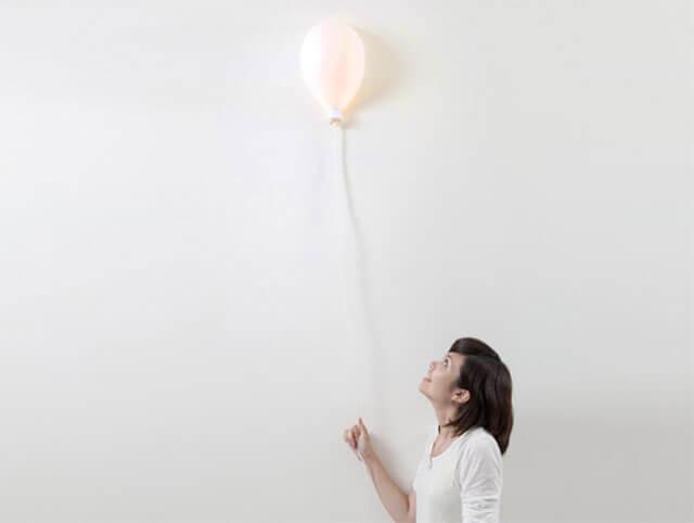 lampu hias kamar unik berbentuk balon