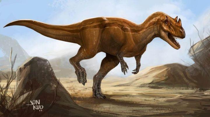 Ceratosaurus, Si Kadal Bertanduk