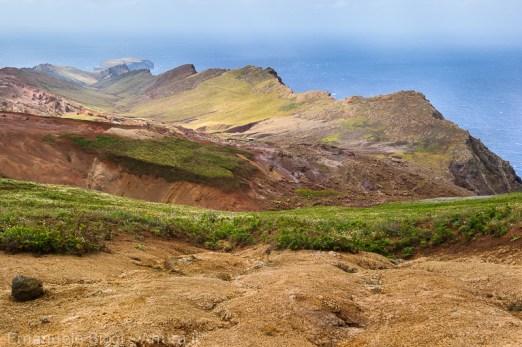 Panorama di Deserta Grande (Portogallo) Foto di Emanuele Biggi