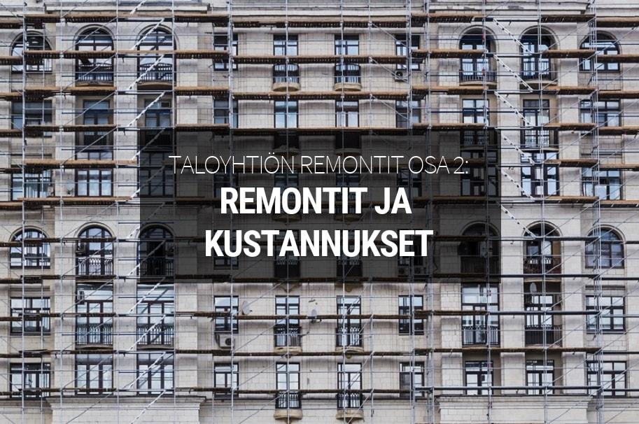 Taloyhtiön Remontit