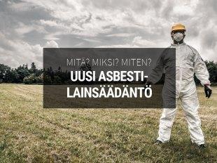 uusi asbestilainsäädäntö