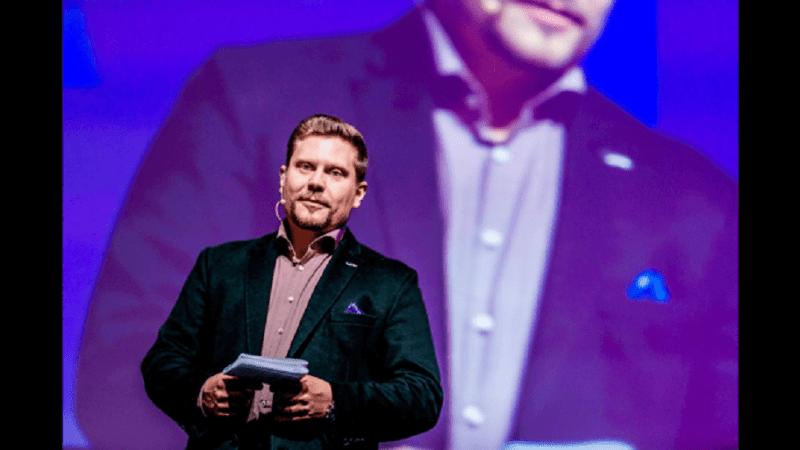 Asuntosijoittaja Mikko Sjögren