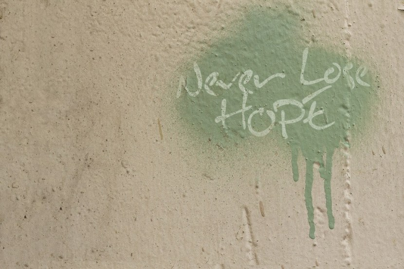 J'ai osé perdre espoir