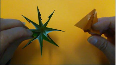 クリスマスツリーの作り方㉖