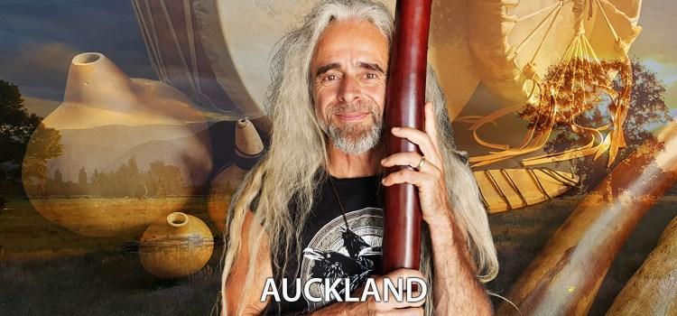 Shamanic Sound Journey, Auckland