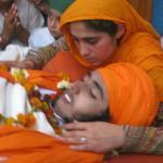 Sister of Shaheed Bhai Jaspal Singh Ji