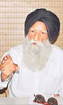 Justice Ajit Singh Bains (retd)