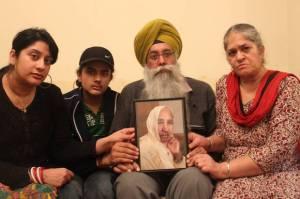 harbhajan kaur killed in uk by police motorbike