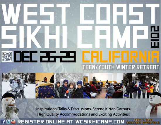 west coast sikhi camp 2013
