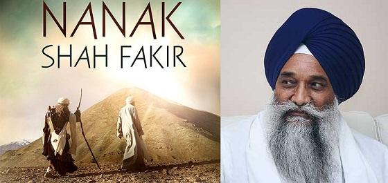 No direct endorsement to Nanak Shah Fakir movie, says Akal Takht Jathedar