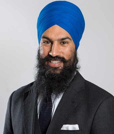 Image result for Ontario's Jagmeet Singh