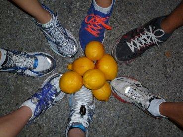the lemon shoes