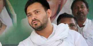 RJD leader Tejashwi Yadav claims Cong's 'NYAY' will help victims of 'annyay' in Bihar