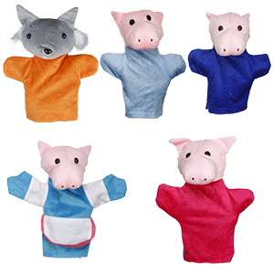Story Glove Puppets