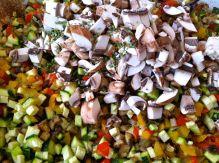 siktwinfood: Ratatouille aus dem Ofen