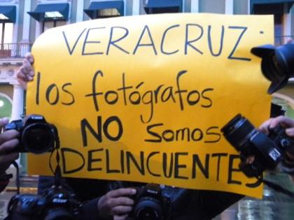 Los fotógrafos no somos delincuentes