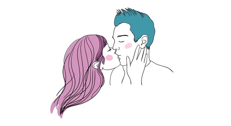 Заговор на поцелуй мужчины