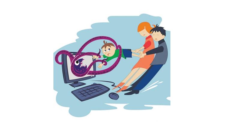 Заговор от компьютерной зависимости у детей