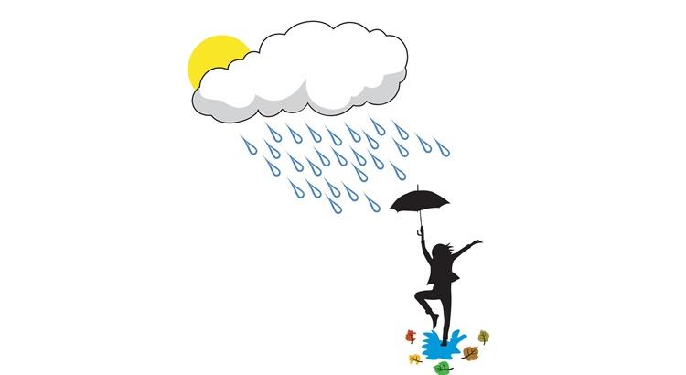Как вызвать дождь в домашних условиях за 5 минут