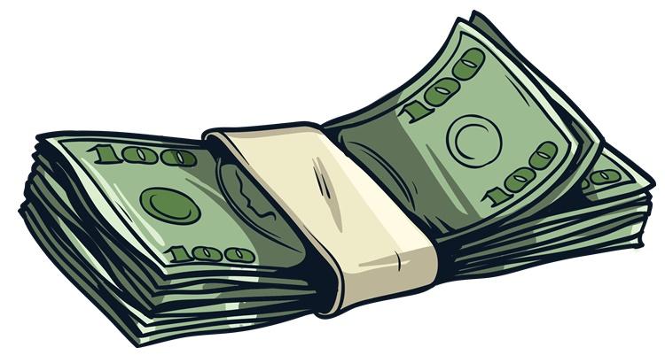 Став чтобы найти деньги на улице