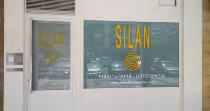 Consultsa de Silan Fisioterapia en Pamplona barrio de Iturrama