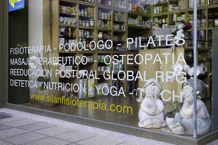 Silan Fisioterapia Alimentación Natural