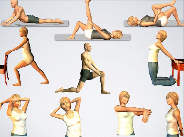 Cursos de Stretching en Estella-Navarra