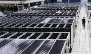Centro de processamento do CERN