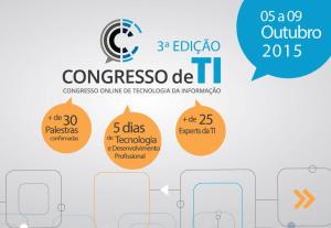 3ª Edição do Congresso Online de TI