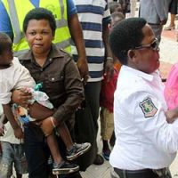 [Photos & Video] Nollywood Stars Aki and Paw Paw visit Delta State Flood Victims »