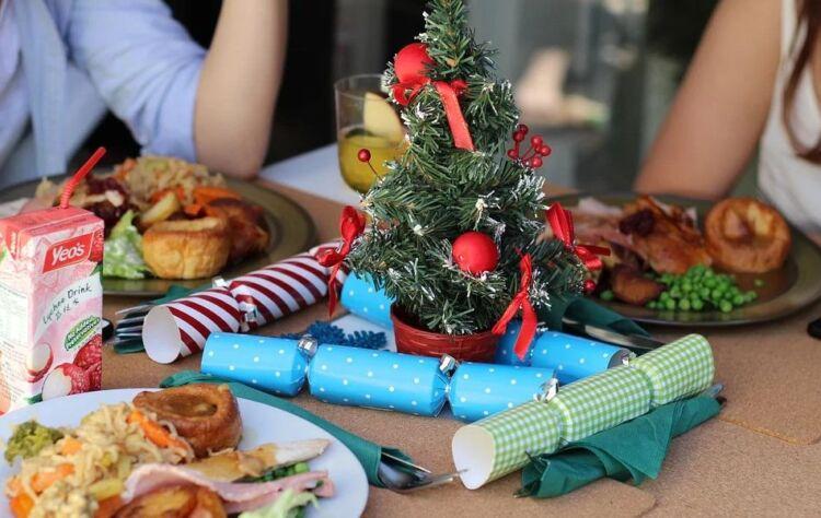 크리스마스 12 가지 요리