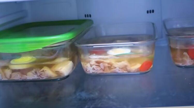 トルコは冷蔵庫に冷えます