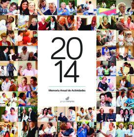thumbnail of Memoria Anual Sanyres 2014