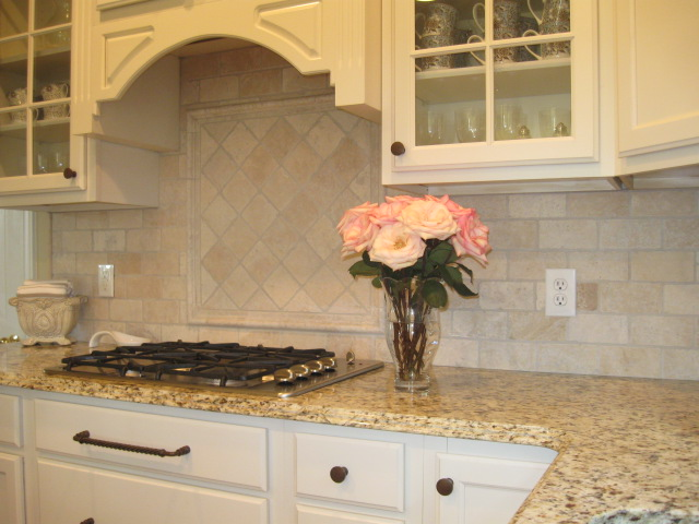 how to replace travertine tiles on a kitchen backsplash html 4
