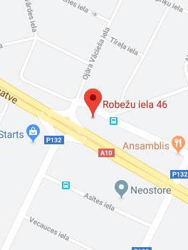 Robežu iela 46, Rīga