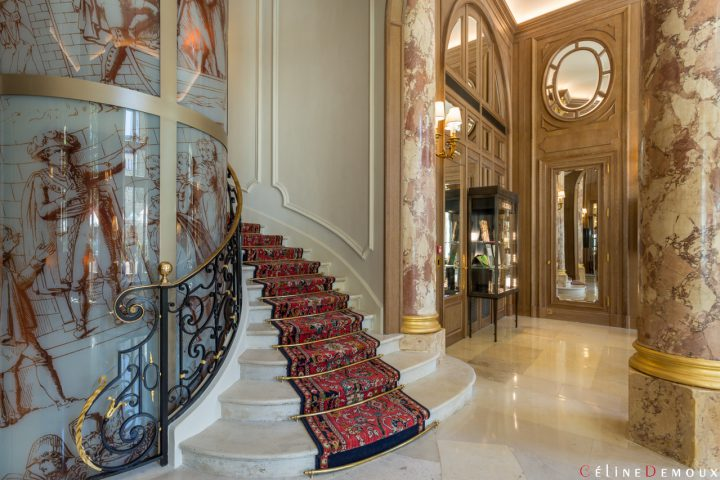 Bref On A Dormi Au Ritz Paris Silencio