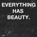 Likeness of Beauty (For Lilianne)