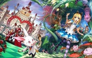 Alice in Wonderland Manga