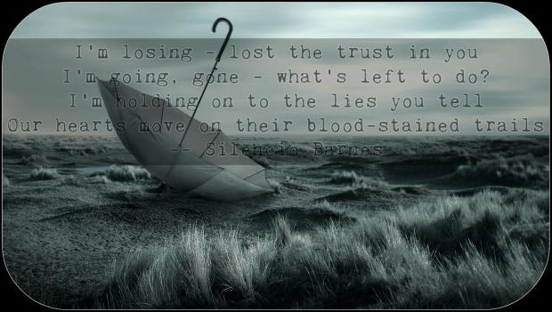 Lost and Gone Silencio Barnes