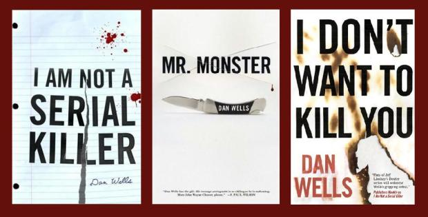 The John Cleaver Series by Dan Wells