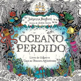 Oceano Perdido, de Johanna Basford