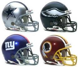 The NFC East Teams